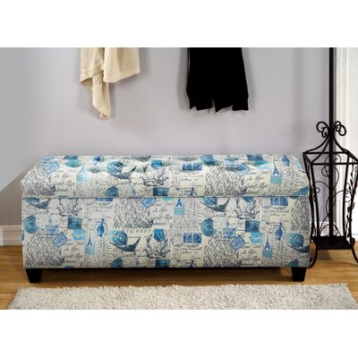 The Sole Secret Upholstered Storage Bedro..