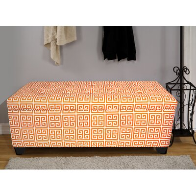 The Sole Secret Upholstered Storage Bedroom Bench