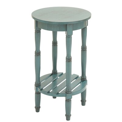 EC World Imports Urban Designs Seaside End Table