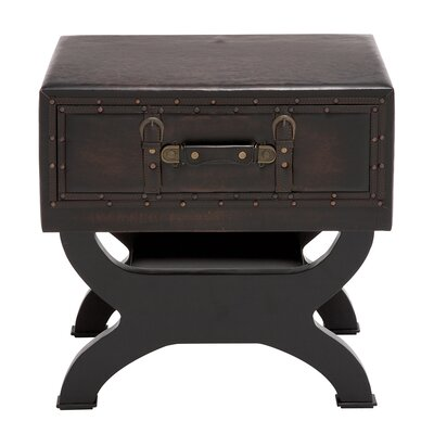 EC World Imports Olde London End Table