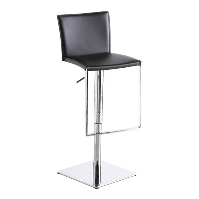 J&M Furniture Adjustable Height Swivel Bar Stool