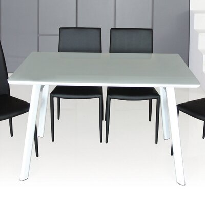 J&M Furniture Height Dining Table