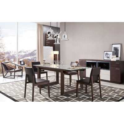 J&M Furniture 5 Piece Dining Set