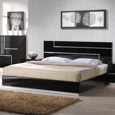 J&M Furniture Lucca Platform Bed