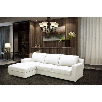 J&M Furniture Sleeper Sectional