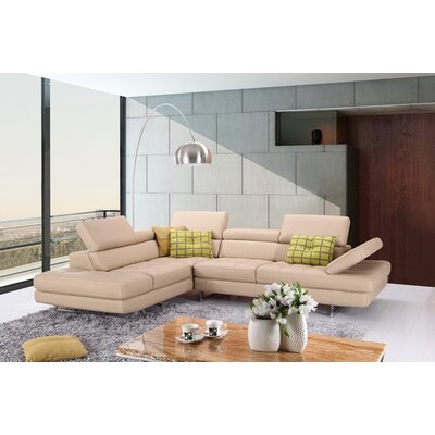 J&M Furniture Ancona Sectional