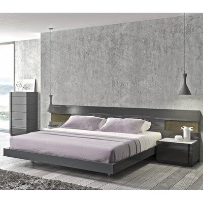 J&M Furniture Braga Platform Bed