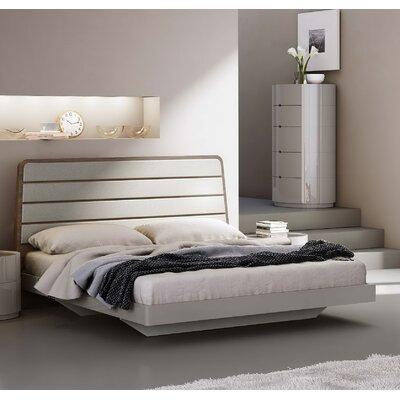 J&M Furniture Oslo Platform Bed