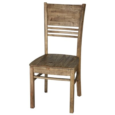 CDI International Country Side Chair