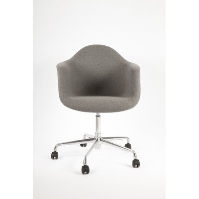 Stilnovo The Mid Century Mid-Back Task Chair with Arms