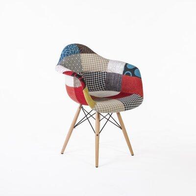 Stilnovo Patchwork Mid Century Arm Chair