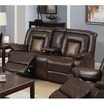 Beverly Fine Furniture Topeka Reclining Love..