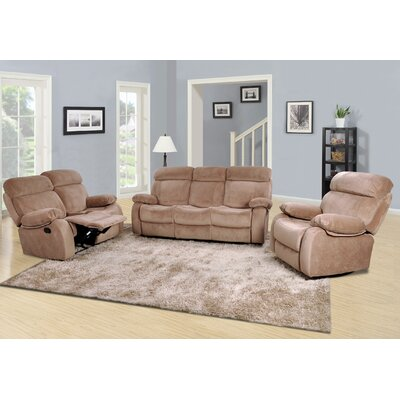 Beverly Fine Furniture Amida 3 Piece Living Room..