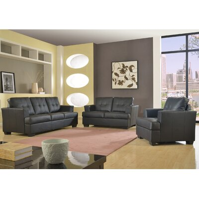 Beverly Fine Furniture Cecilia 3 Piece Living Ro..
