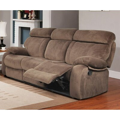 Beverly Fine Furniture Walden Reclining Sofa
