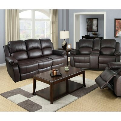 Beverly Fine Furniture Lucius 2 Piece Living Room Set
