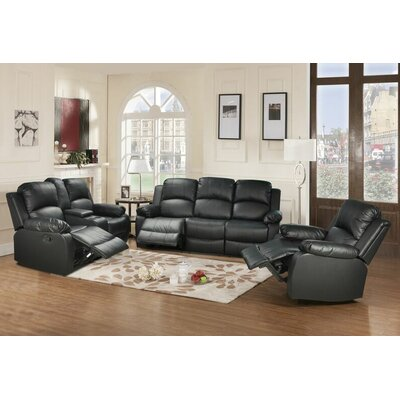 Beverly Fine Furniture Farah 3 Piece Living Room Set