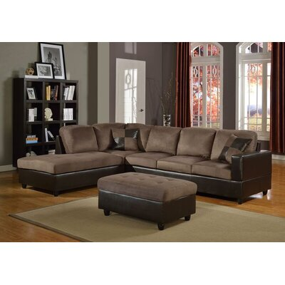 Beverly Fine Furniture Jackson Sectional