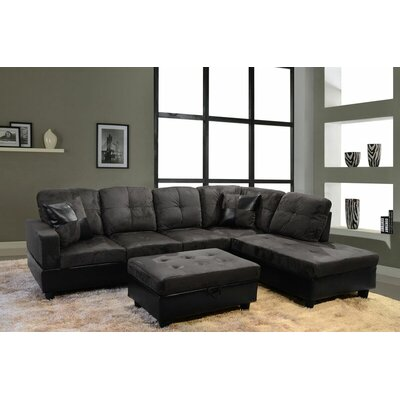 Beverly Fine Furniture Aiden Sectional