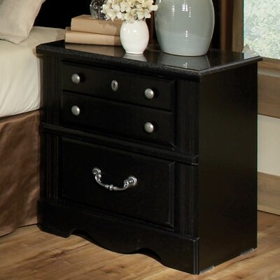 Standard Furniture Madera 2 Drawer Nightstand