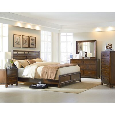 Latitude Run Bellevue Panel Customizable Bedroom Set