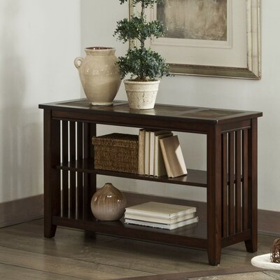 Standard Furniture Napa Valley Console Table