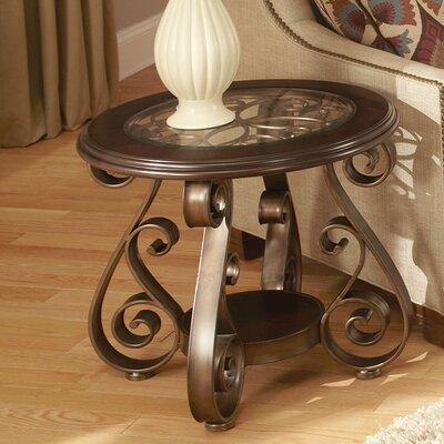 Standard Furniture Bombay End Table Wayfair