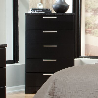 Standard Furniture Atlanta 5 Drawer Chest