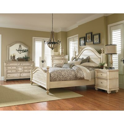 Standard Furniture Queen Panel Bed