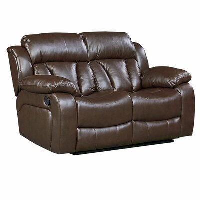 Red Barrel Studio Delaney Reclining Loveseat