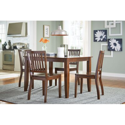 August Grove Alice 5 Piece Dining Set