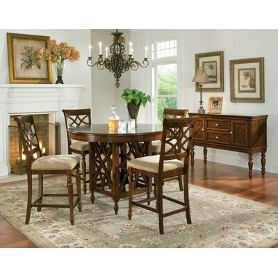 Alcott Hill Boulder Creek 5 Piece Dining Set Image