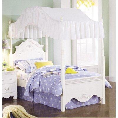 Standard Furniture Diana Canopy Customizable Bedroom Set