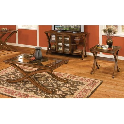Darby Home Co Cedarville Coffee Table Set