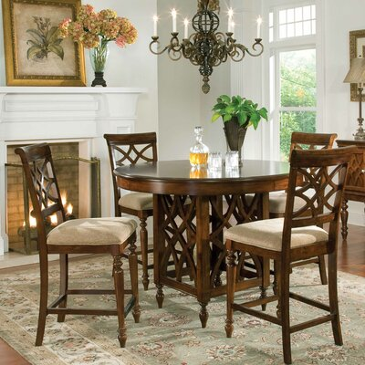 Alcott Hill Boulder Creek Counter Height Dining Table