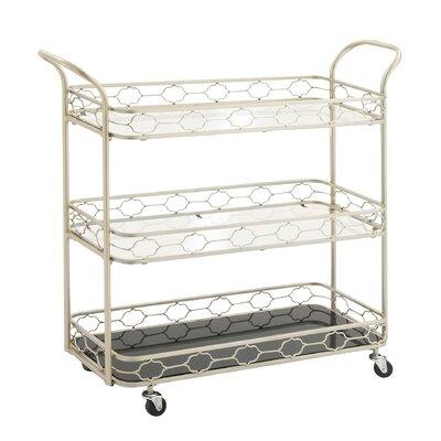 Cole & Grey Serving Cart
