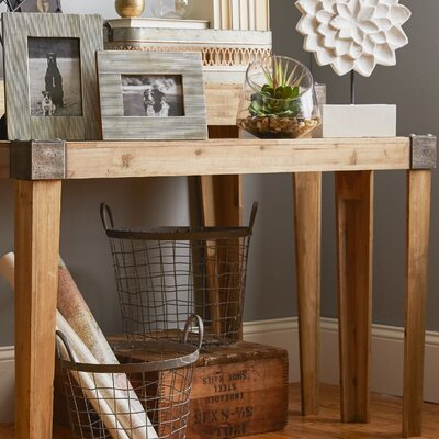 Cole & Grey 2 Piece Console Table Set