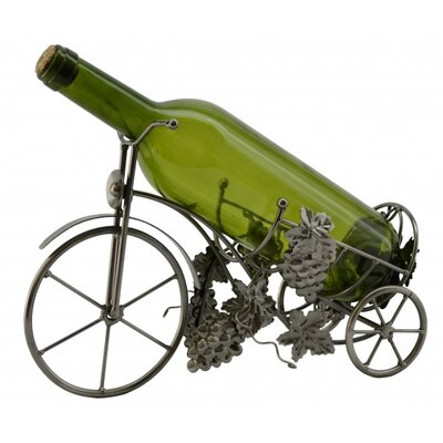 Three Star Im/Ex Inc. Tricycle 1 Bottle Tabletop Wine Rack
