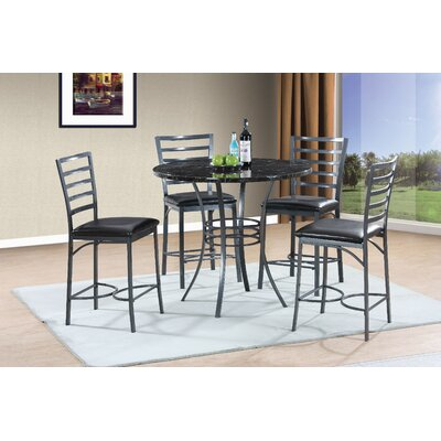 Glory Furniture Montgomery Counter Height Dining..