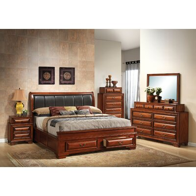 Darby Home Co Edwardsville Panel Customizable Bedroom Set Reviews Wayfair