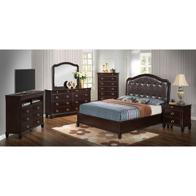 Glory Furniture Platform Customizable Bedroom S..