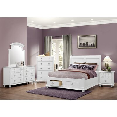 Darby Home Co Daley Storage Panel Customizable Bedroom Set