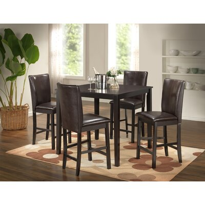 Glory Furniture 5 Piece Dining Set