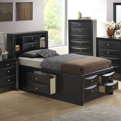 Glory Furniture Gemini Platform Bed