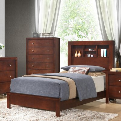 Glory Furniture Aries Panel Bed