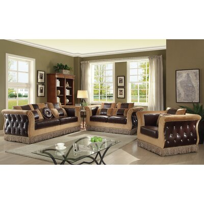 Glory Furniture Sutton Living Room Collection