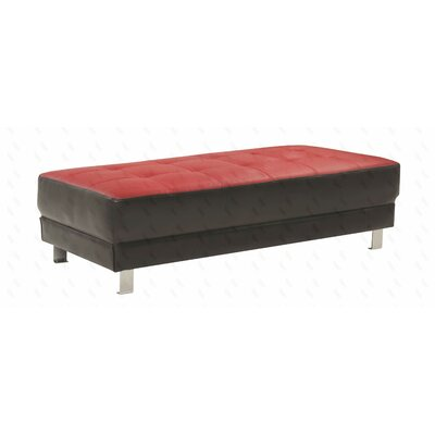 Glory Furniture Milan Ottoman