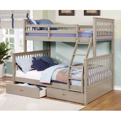 Wildon Home ® Walter Paloma Full Bunk Bed