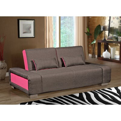 Magnolia Home Loren Modern Sleeper Sofa