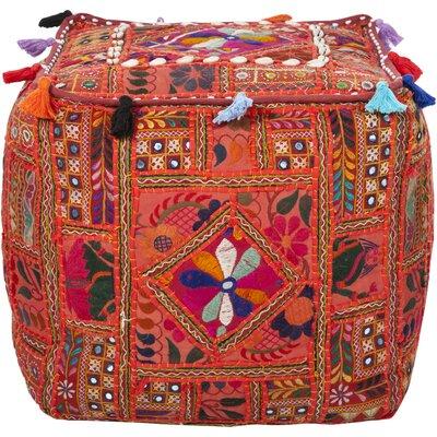 Surya Bohemian Dream Pouf Ottoman